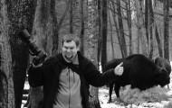 Mateusz Szymura - pracownik Białowieskiego PN, leśnik, ekolog