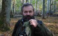 Arek Szymura - właściciel firmy, leśnik i ornitolog