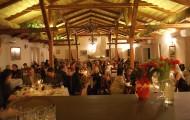 Restauracje w Białowieży - Bojarski Gościniec w Narewce  sala restauracyjna