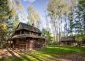 Białowieża noclegi Chatka w lesie